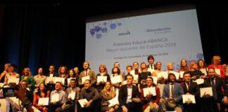 Imagen de la Gala de Premios Educa Abanca del año 2019 en Santiago de Compostela. / Foto: Educa Abanca.