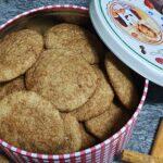 Aprende a hacer snickerdoodles, deliciosas galletas americanas de canela