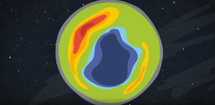 Buenas noticias para la capa de ozono, se cierra el agujero existente en la zona del Ártico