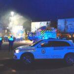 Desalojada una fiesta ilegal en Bormujos por no cumplir las medidas sanitarias