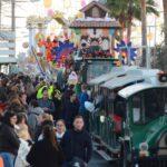 Los Reyes Magos de Palos de la Frontera recorrerán sus calles en carruajes