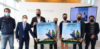 Presentación de la Liga Provincial de Golf. / Foto: Diputación de Málaga. / Europa Press.