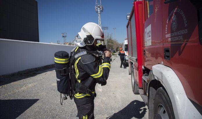 Efectivos de bomberos en una imagen de archivo. / Foto: Archivo / Europa Press.