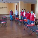 Cruz Roja moviliza sus recursos para ayudar a la población afectada por los terremotos en Granada