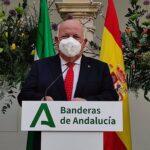 Andalucía comienza a vacunar en casa a grandes dependientes