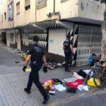 Desalojan dos fiestas ilegales en El Ejido por incumplir las restricciones
