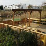 Marbella estrena observatorio ornitológico en su Senda Litoral