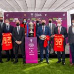 La Rosaleda acogerá la final de la Copa de S.M. La Reina entre el FC Barcelona y el EDF Logroño