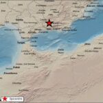 Registran 15 nuevos seísmos en el área metropolita de Granada sin daños