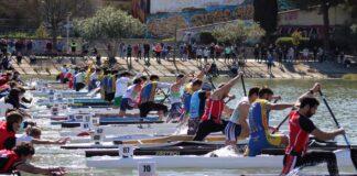 Éxito deportivo en el 51º Campeonato de España de Invierno de Piragüismo