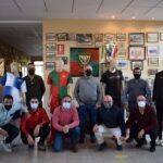 Unión Deportiva Pavía da a conocer su nueva equipación