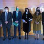 La UHU conmemora su día con el horizonte en 'Huelva, ciudad universitaria'