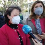 Córdoba vacuna a casi un millar de guardias civiles contra la Covid