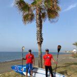 Dos deportistas darán a conocer Senda Litoral con un recorrido de 180 km