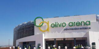 El Palacio de Deportes 'Olivo Arena', la apuesta deportiva y cultural en Jaén