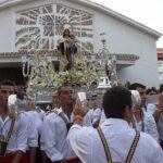 La procesión de la Virgen del Carmen de Torre del Mar, incluida como Fiesta de Interés Turístico
