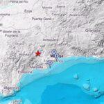 Registrados dos terremotos en municipios malagueños sin causar daños personales