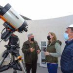 El municipio jiennense de Aldeaquemada amplía su oferta en astroturismo