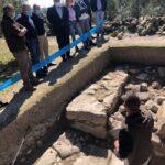 Promueven la clasificación como BIC de los restos romanos hallados en Rus