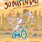 Cádiz participa con otras 15 ciudades en un encuentro para el reto '30 Días En Bici'