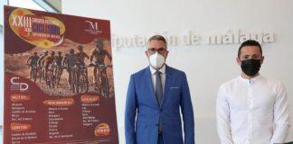 Málaga incluye la modalidad de carretera en su Circuito Provincial de Ciclismo