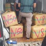 Dos detenidos con casi 1,3 toneladas de hachís en una embarcación frente a Mojácar