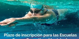 Jaén abre plazo de inscripción para las Escuelas Deportivas Municipales
