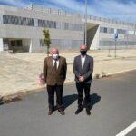 Nuevo avance en la puesta en funcionamiento del onubense Hospital de la Costa