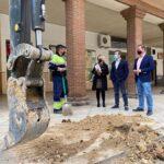 1.200 árboles más se incorporar al paisaje urbano de Jaén en el último año
