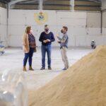 El tenis de mesa dispondrá de nuevas instalaciones en Huércal de Almería