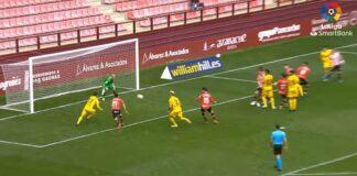 Yanis Rahmani regala al Málaga una victoria en Logroño