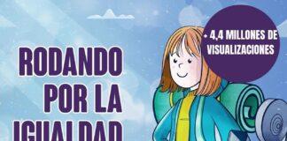 Cordobeses ganan el concurso nacional 'Rodando Por La Igualdad' en TikTok