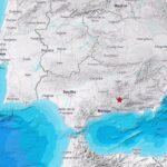 Registran tres terremotos de baja magnitud en la provincia de Granada