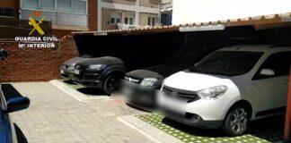 Desarticulada una organización dedicada a la venta de vehículos de alta gama