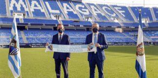 El Málaga CF suma nuevos patrocinios para las próximas temporadas