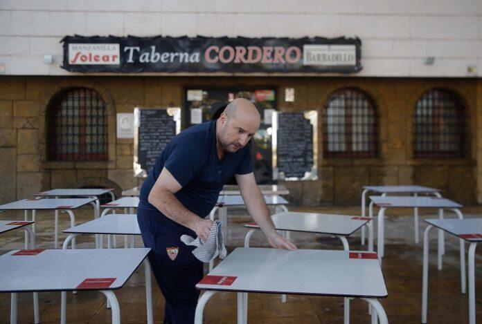El 3,2% de los andaluces afiliados a la Seguridad Social están en un ERTE
