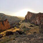 Estudiantes almerienses recogen firmas para declarar la Sierra de los Filabres Parque Natural