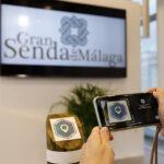 Una app guiará a los usuarios de la Gran Senda de Málaga