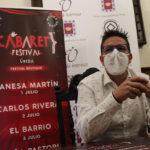 Vanesa Martín y Niña Pastori actuarán en el Cabaret Festival de Úbeda