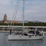 Coleccionista de arte parte desde Málaga en velero para realizar la histórica ruta fenicia