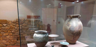 El Vaso de los Grifos de Carmona, parte de una muestra sobre Picasso