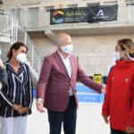 El Mundial de RS:X previo a los Juegos se disfrutará en la Bahía de Cádiz