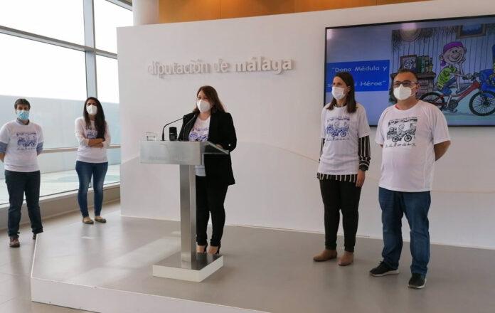 Málaga fomenta el conocimiento y la donación de médula entre sus escolares