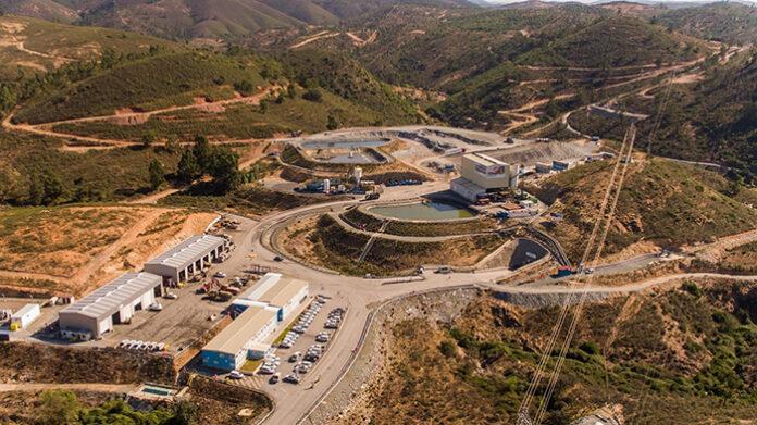 Fallece un trabajador en el interior de mina Magdalena