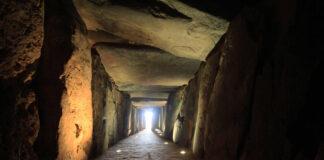 Trigueros organiza nueva visitas teatralizadas al Dolmen de Soto