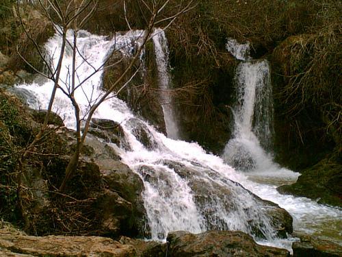 Cascada del Huéznar / Foto: Junta de Andalucía