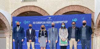 Más de 400 jugadores participan en Marbella en el XII Campeonato Europeo de Pádel