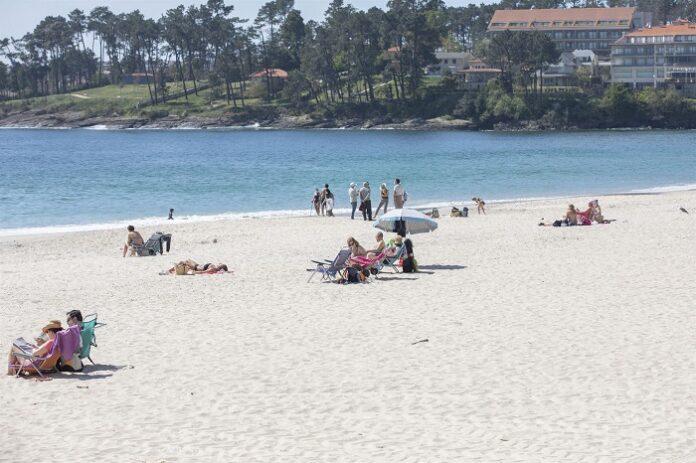 Mascarilla en playas y piscinas sí, pero para pasear