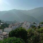 Rescatan a 4 personas perdidas en una zona montañosa de Málaga
