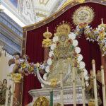 Cultos diferentes en otro Pentecostés con la Virgen del Rocío en Almonte